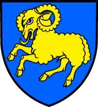 Wappen der Baronie Galebquell, Künstler: S. Arenas