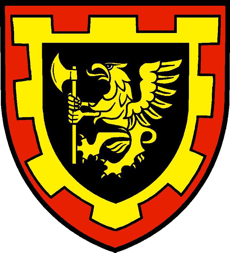 Wappen Paggenau (c) S. Arenas
